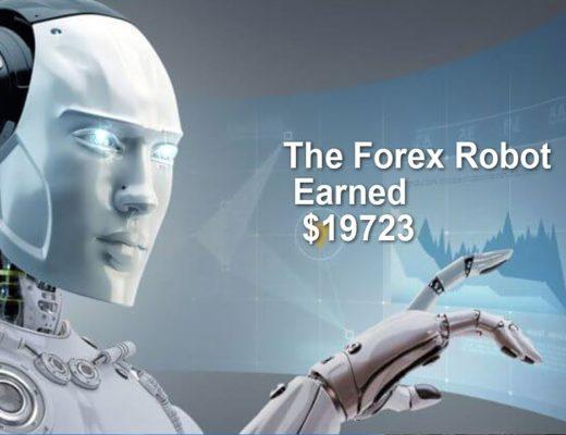 Forex Robot Earned $19723