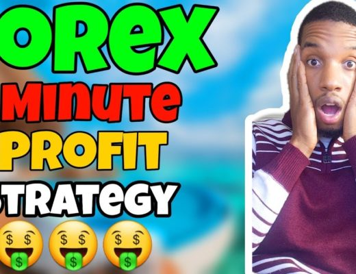 FOREX TRADING PROFIT IN 1 MINUTE STRATEGY | FOREX TRADING 2020