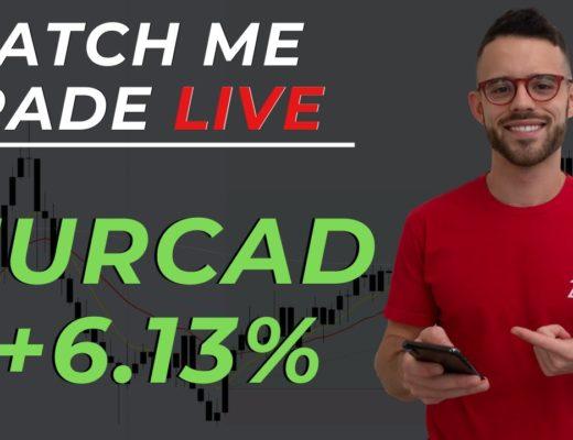 Forex Trading: Swing Trading EurCad +50 Pips