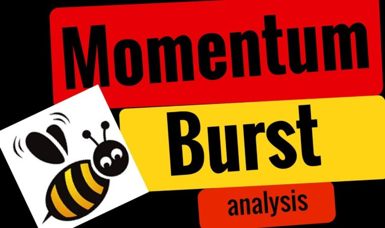 How to find buy candidates using momentum burst