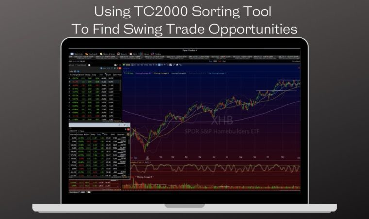 How to Find Explosive Swing Trades Using TC2000