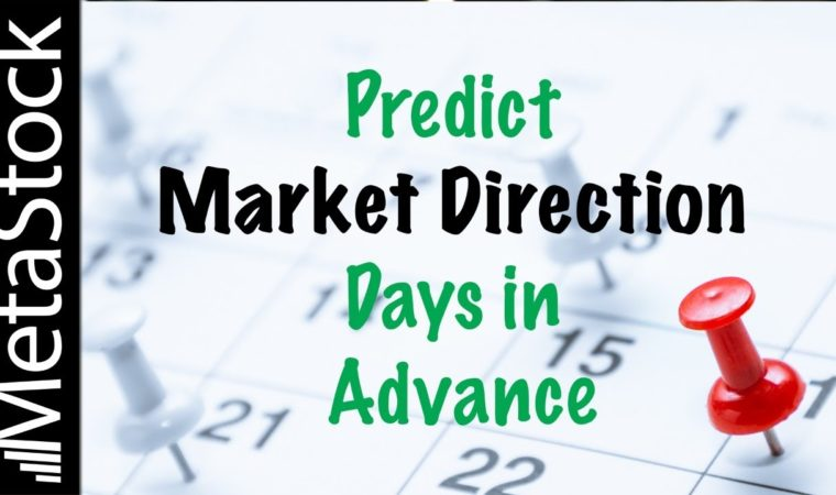 How to Predict Market Direction 5 Days in Advance