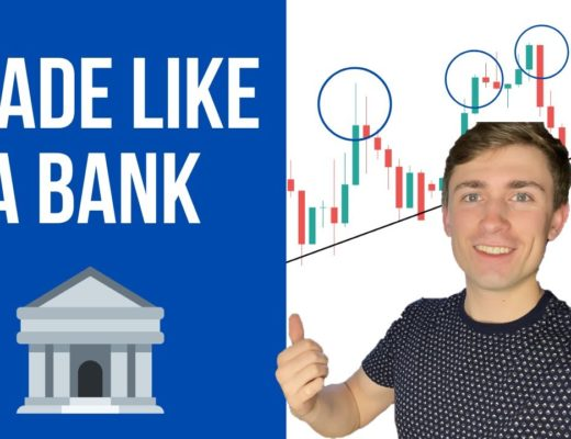 How To Trade Forex Like The Banks using this Retail Trader Indicator!