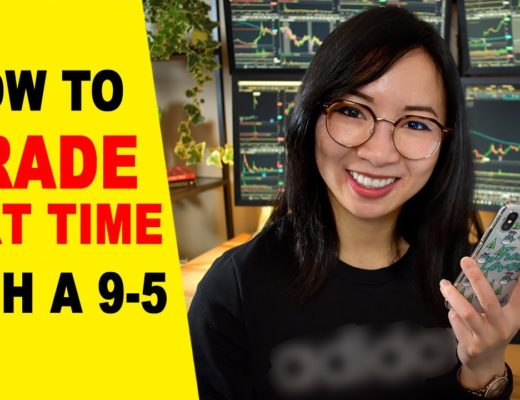 How to Trade PART TIME while Working a Full Time Job- Grow your Small Trading Account in 2020