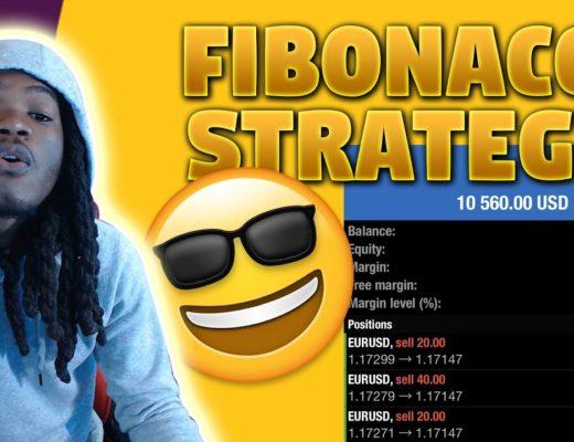 How To Trade Using The Fibonacci   INSANE Forex Scalping Strategy