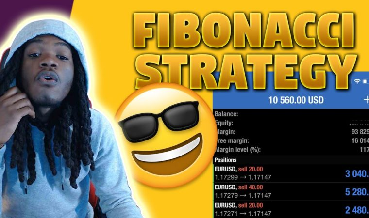 How To Trade Using The Fibonacci | INSANE Forex Scalping Strategy