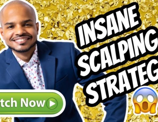 Insane Scalping Strategy for Small Forex Accounts   Gold Scalping Strategy for Mobile and PC