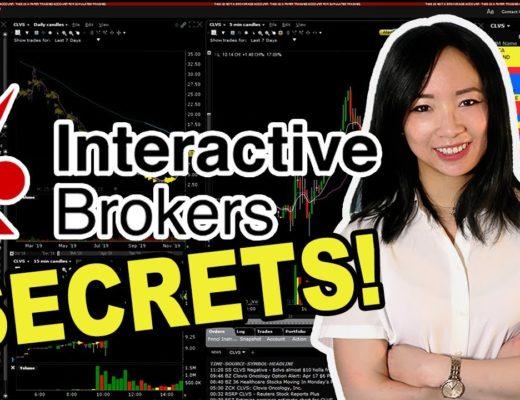 Interactive Brokers Platform Tutorial for Day Trading 2020 (Level II, Hotkeys, Indicators etc)
