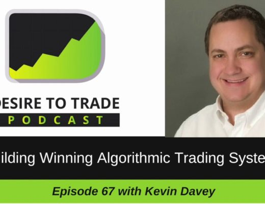 Kevin Davey: Building Winning Algorithmic Trading Systems   Trader Interview (067)