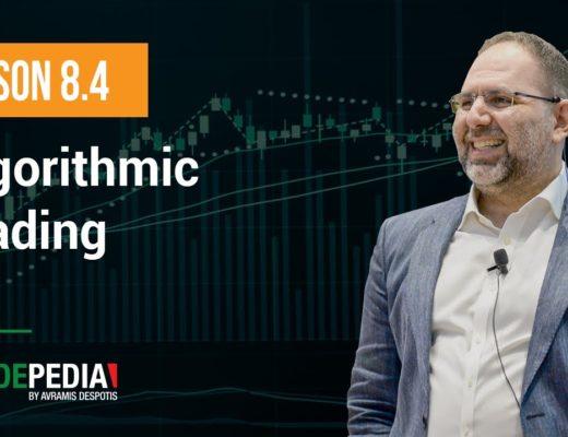 Lesson 8.4 – Algorithmic Trading
