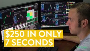 [LIVE] Day Trading | $250 in Only 7 Seconds (Make Money  Online)