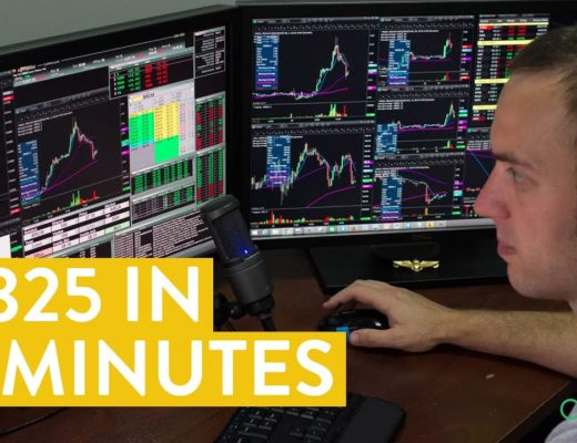 [LIVE] Day Trading   How To Make $325 Trading Stocks (In Only 6 Minutes)