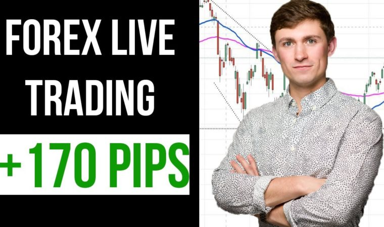 Live Forex Trading: +170 Pips on EUR/USD using this Simple Strategy!