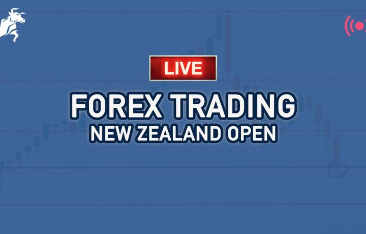 Live Forex Trading – NZ Open, 28/10/2020