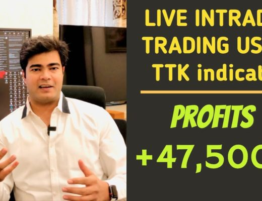 LIVE INTRADAY TRADING , (intraday trading strategies) ttk indicator
