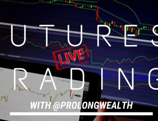Live Trading ZB Bot & M2K MES Micro Futures Scalping