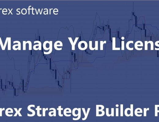 Manage Your License – Forex Strategy Builder Professional