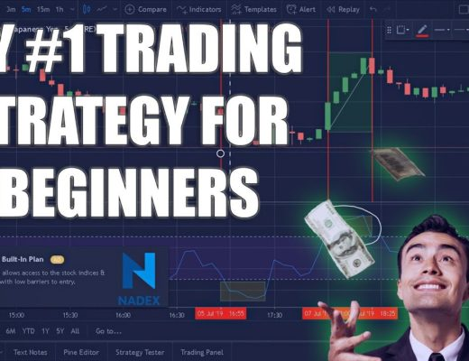 My #1 SIMPLE and PROFITABLE Forex Strategy For Beginners!  Easiest Trading Strategy For Scalping