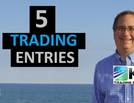 My 5 Favorite Algo Trading Strategy Entries