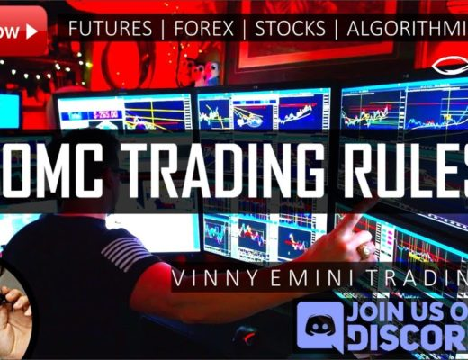 My FOMC Trading Rules for Day Trading Forex, Futures, & Stocks   Algos