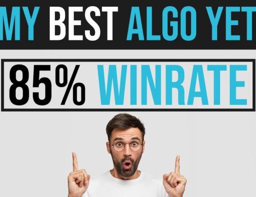 No Nonsense Forex Trading Algorithm (85% Winrate)