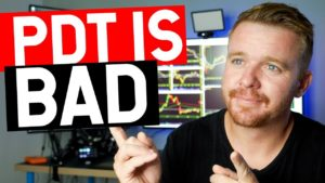 PATTERN DAY TRADER RULE IS BAD!
