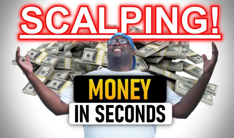 Scalping Forex For A living | One Easy Trading Strategy That Works