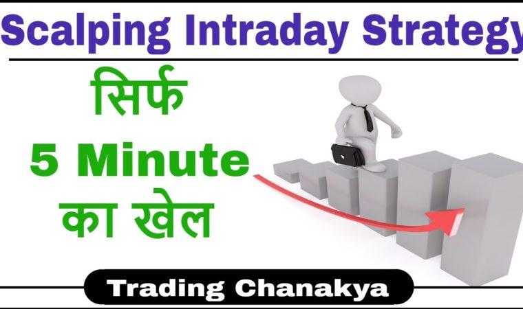 Scalping Intraday (Marubozu) Strategy – By Trading Chanakya