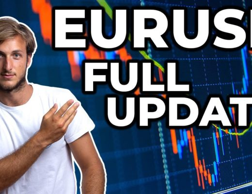 SWING TRADING: EURUSD Forex Analysis FULL UPDATE!