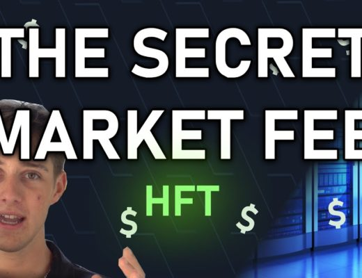THE SECRET MARKET FEE | Front-Running High Frequency Trading