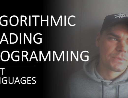 Top Programming Languages in 2020 For Algorithmic Trading