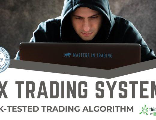 Vix Trading System – Back Tested Trading Algorithm – Part 1
