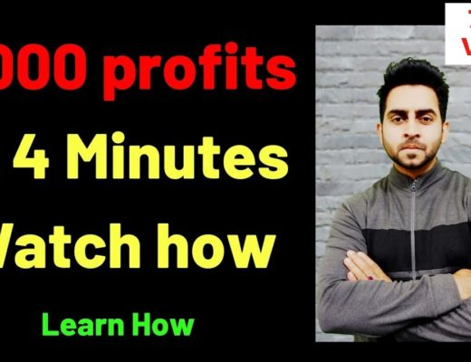 WATCH- How i Made 4000 Profits in 4 Minutes – LIVE TRADING-CONCEPT OF SCALPING I SuperTrader Lakshya
