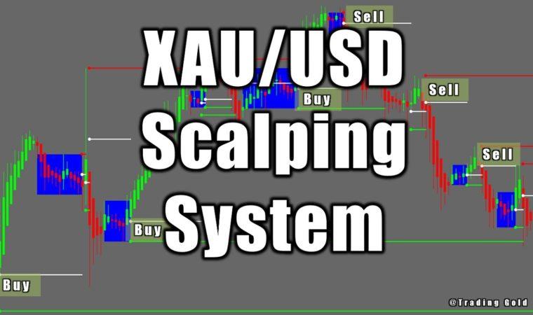XAU/USD Scalping Forex Trading System – Gold Winning Strategy