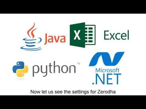 Algo Trading for Multi Brokers - MT4/Amibroker/NinjaTrader/Excel, Forex Algorithmic Trading Python