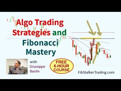 Algo Trading Strategies & Fibonacci Mastery + Free 6-Hour Course with Giuseppe Basile