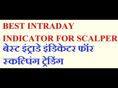 BEST INDICATOR FOR INTRADAY SCALPER