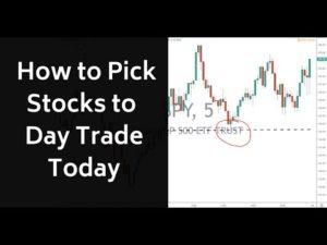 Day Trading Stock Picks | 3 18 20 Stocks for Breakfast