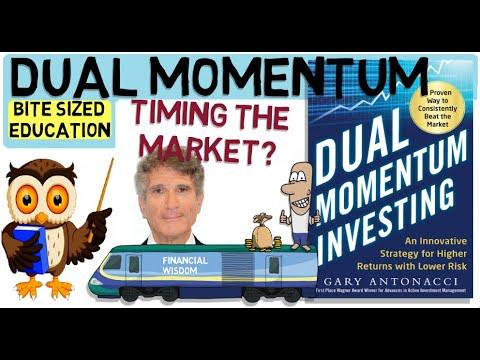 DUAL MOMENTUM | Momentum Trading Strategy by Gary Antonacci