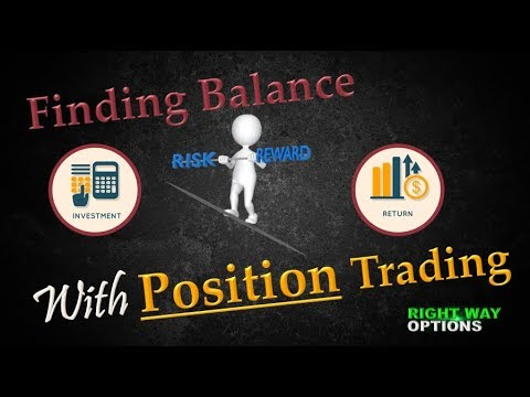 Finding Balance with Position Trading