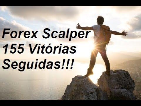 Forex Scalper 155 Vitorias x 01 Stop   – Melhores Estrategias para Scalper Forex