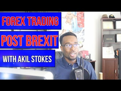 FOREX TRADING: Post Brexit