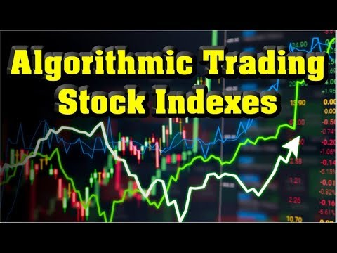 Futures Trading Live   Stock Index Algorithmic Trading & Settings.