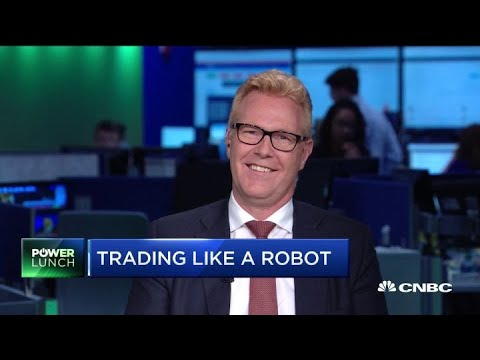Here's how Morgan Stanley's AI trading works