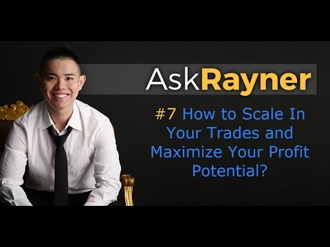 How to scale in your trades and maximize your profit potential