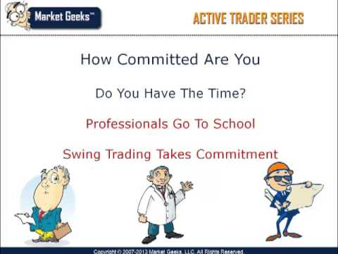 Is Swing Trading For A Living Possible