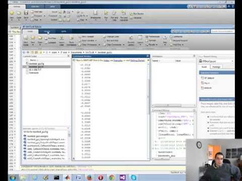 Momentum based trading strategy demo GUI in Matlab with risk management and portfolio capital stats