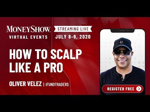 Oliver Velez | How to Scalp Like a Pro