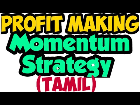Price action Momentum Strategy  Tamil