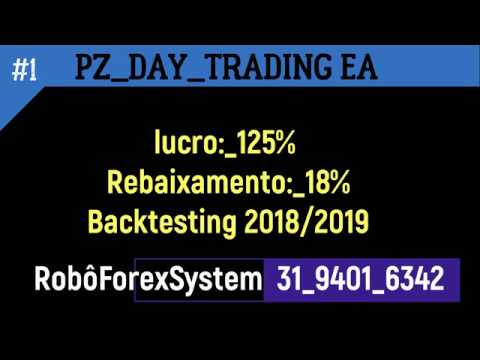 ROBO FOREX PZ DAY TRADING EA .. EA PZ DAY TRADING .. PZ DAY TRADING 2019